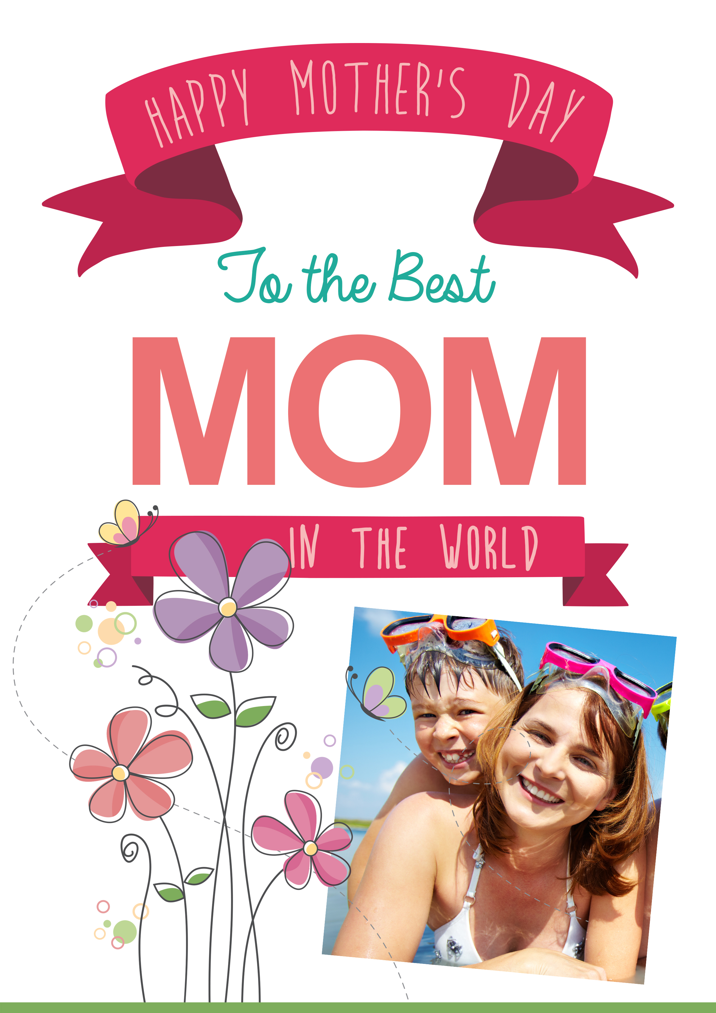 Best Mom In The World - MyCards