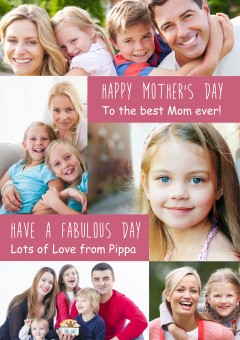Mothers Day Collage