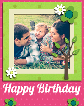 Mycards birthday cards upload your own picture bookmarktalkfo Choice Image