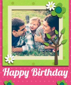 Birthday Cards - Upload Your Own Picture